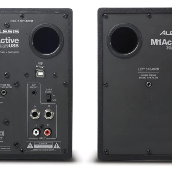Alesis M1 Active USB 320 Speakers