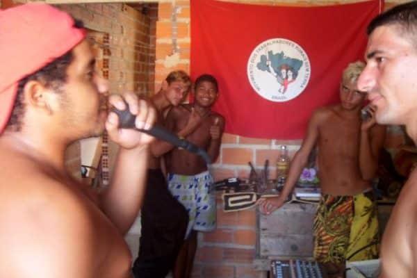 Early broadcasts on Ilha do Mosqueiro
