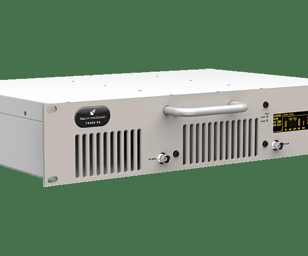 TX600-V2 600W FM Transmitter