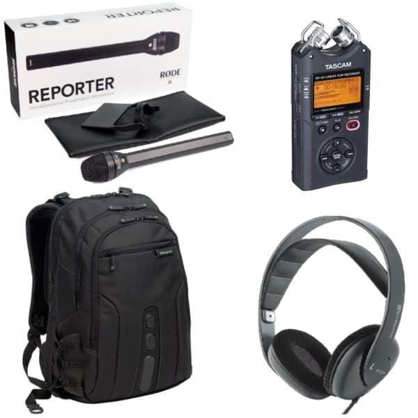 RadioActive Reporter Kit