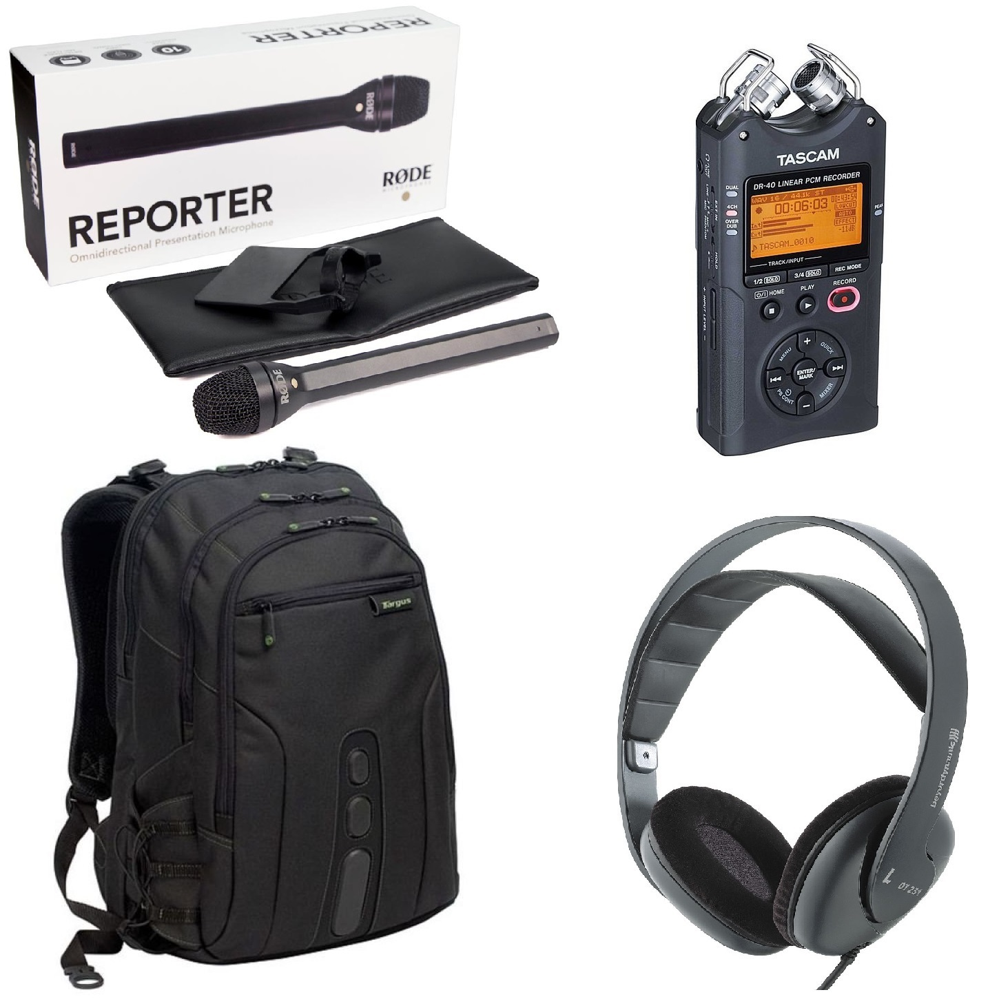 RadioActive Reporter Kit