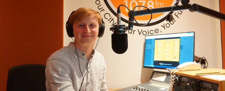 Presenter at Future Radio